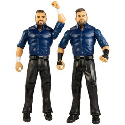WWE Sunil Singh & Samir Singh Battle Pack 2pk - Series #57