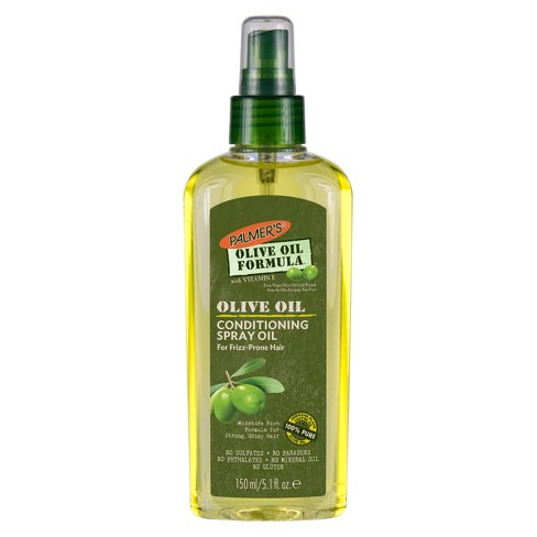 Palmer's Olive Oil Formula with Vitamin E Conditioning Extra Virgin Olive Oil Spray Oil - 5.1 fl oz - image 1 of 4