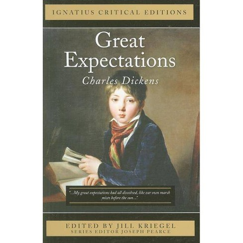 Great Expectations - (Ignatius Critical Editions) by  Charles Dickens (Paperback) - image 1 of 1