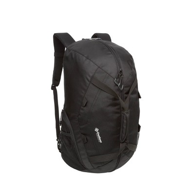 "Outdoor Products 10.8"" Silverwood Convertible Duffel Backpack - Black"