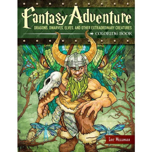 fantasy adventure dragons dwarves elves and other extraordinary