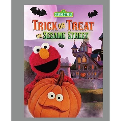 sesame street hello halloween dvd target