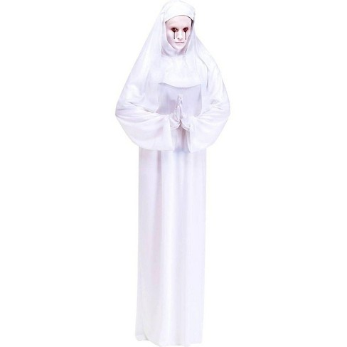 Funworld Mother Superior Scary Nun White Adult Costume - image 1 of 1