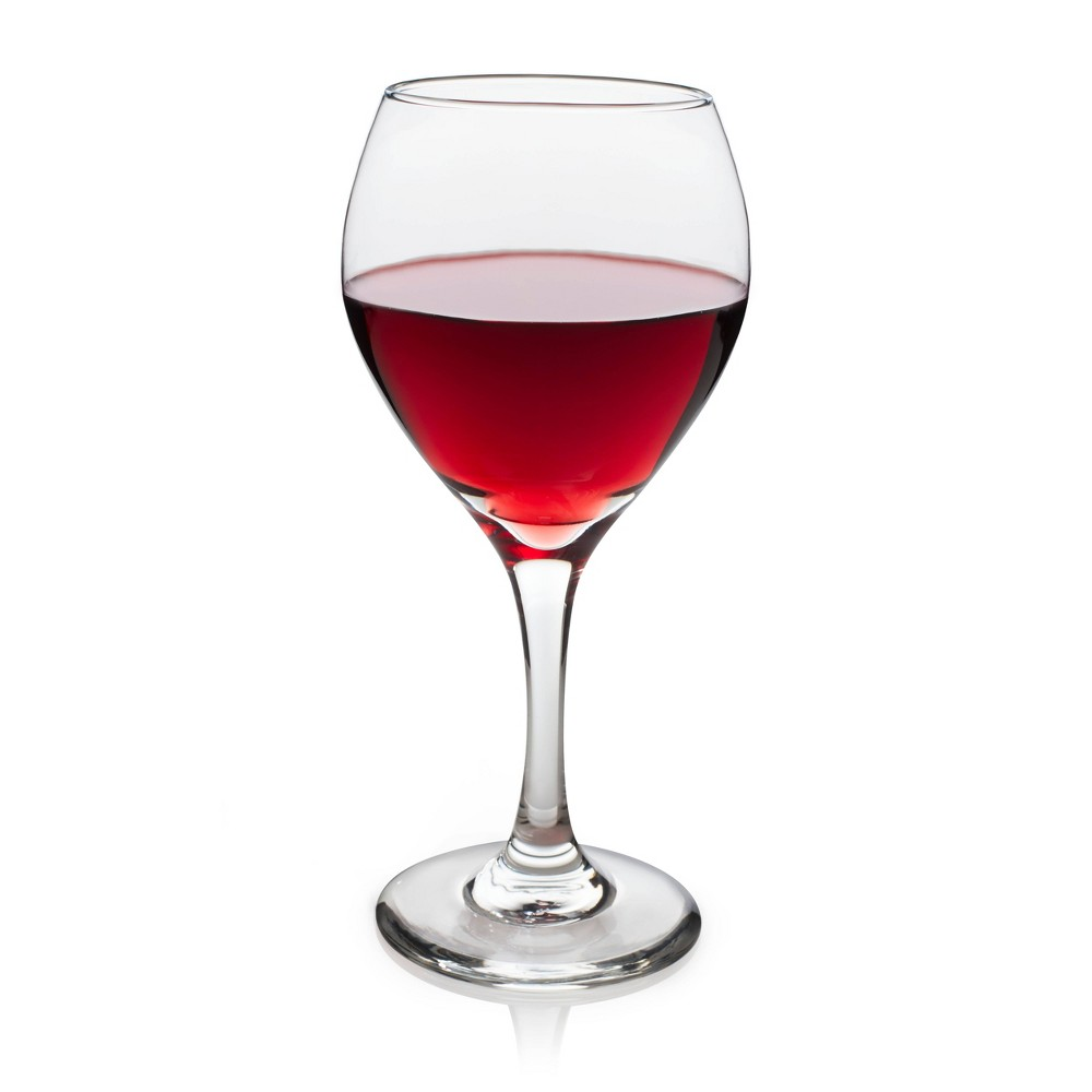 Image of Libbey Basics Red Wine Glasses 10oz - Set of 4