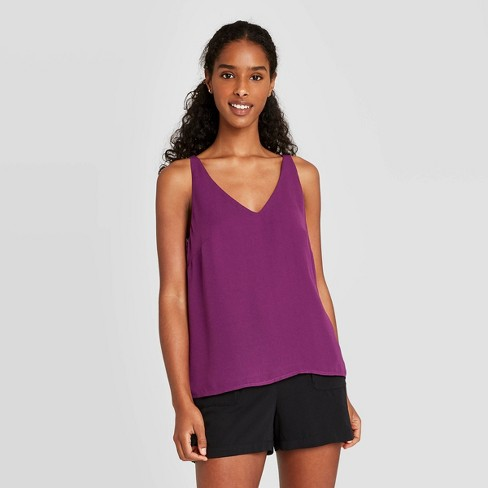 Women's Tank Top - A New Day™ - image 1 of 4