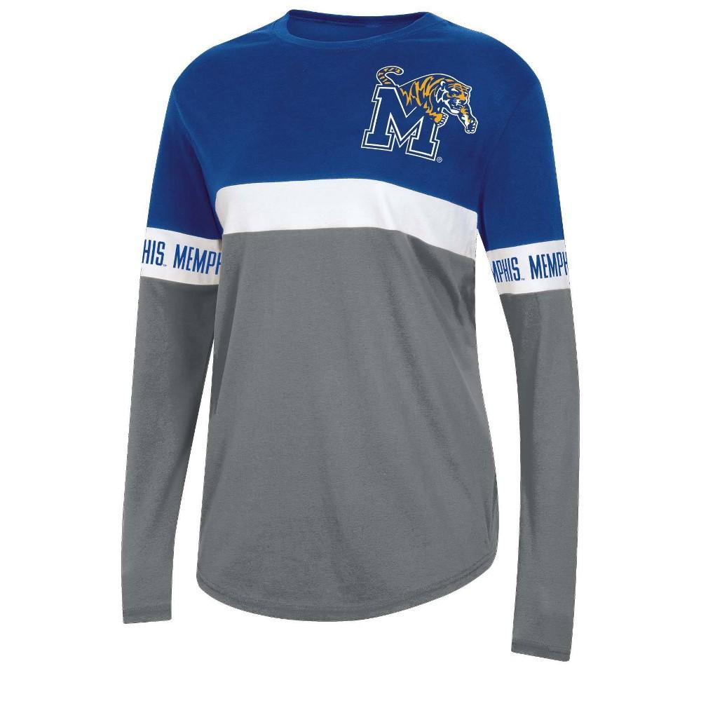 Ncaa Memphis Tigers Women 39 S Long Sleeve T Shirt S