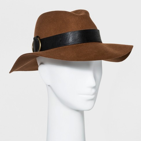Women s Panama Hat - Universal Thread™ Brown   Target c9d042cb0307