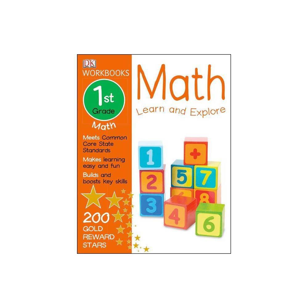 Dk Workbooks Math First Grade Paperback