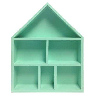 Mint House Cubby - Pillowfort™