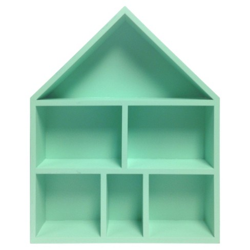 Mint House Cubby - Pillowfort™ - image 1 of 2