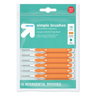 Simple Interdental Brushes - 16ct - up & up™
