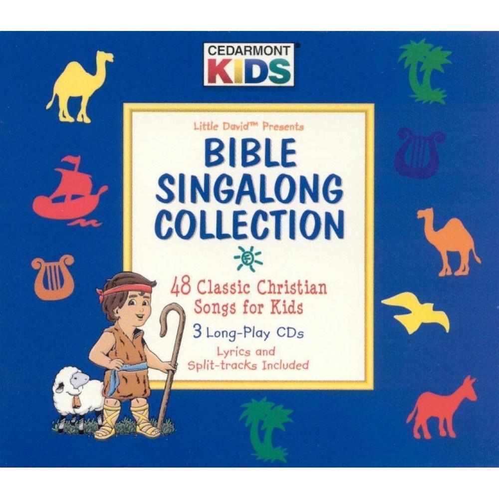 Cedarmont Kids - Bible Singalong (CD)