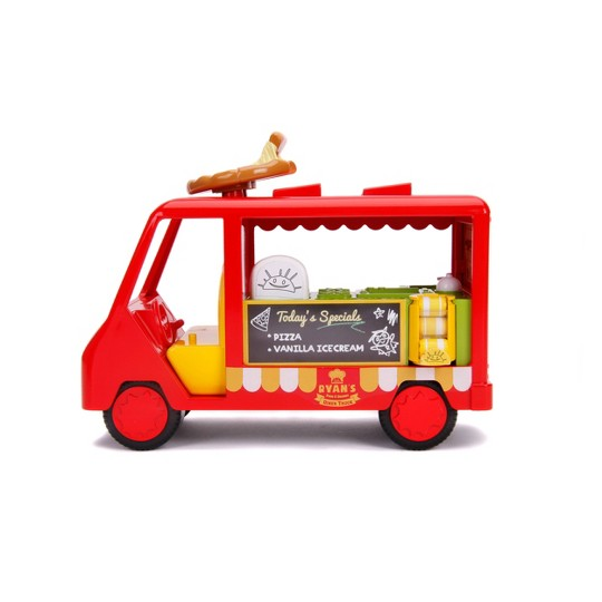 Ryan's World Food Truck Play Set 21pc image number null