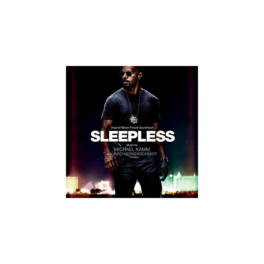 Michael Kamm - Sleepless (Osc) (CD)