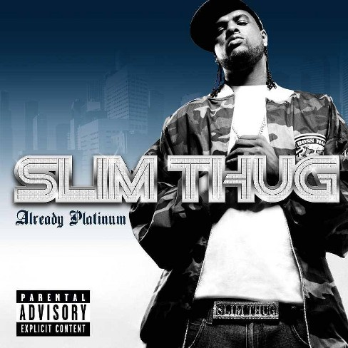 Slim Thug - Already Platinum (Vinyl) - image 1 of 1