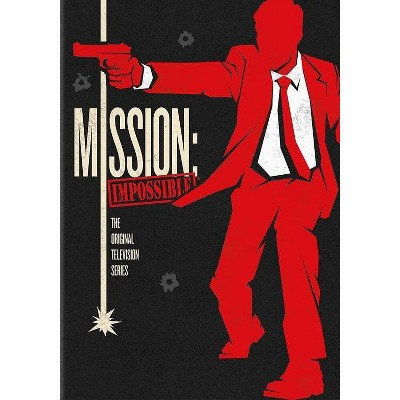 Mission Impossible: The Complete TV Collection (DVD)(2020)