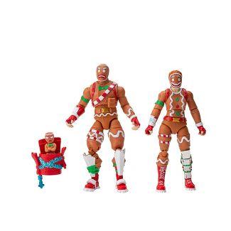 Fortnite Gingerbread Set 2 Figure Pack
