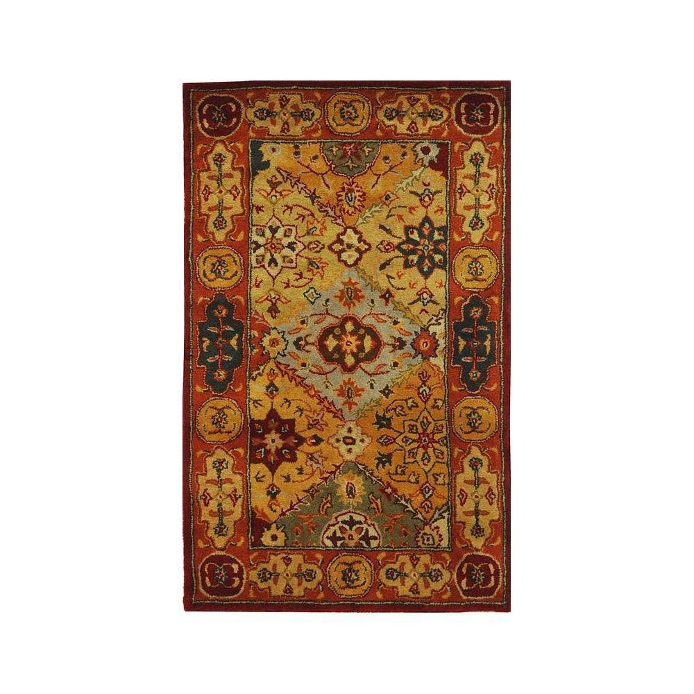 Floral Tufted Accent Rug 3'X5' - Safavieh, Multi-Colored