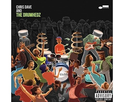 Chris And The Dave - Chris Dave And The Drumhedz (Vinyl) - image 1 of 1