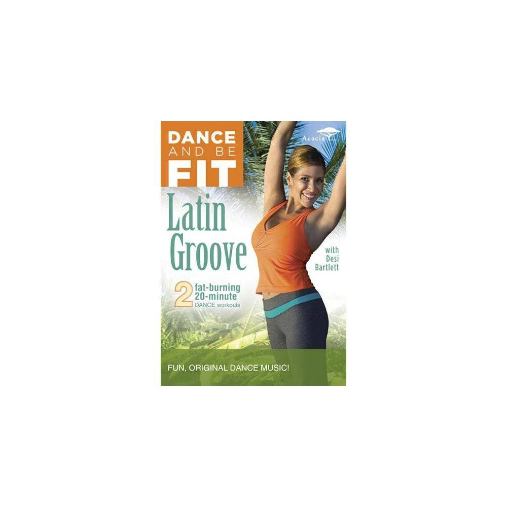 Dance Be Fit Latin Groove Dvd