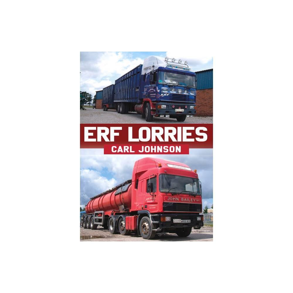 Erf Lorries By Carl Johnson Paperback