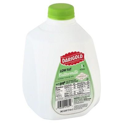 Darigold 1% Buttermilk - 1qt
