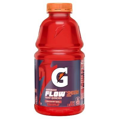 Gatorade Flow Blackberry Wave Sports Drink - 32 fl oz Bottle