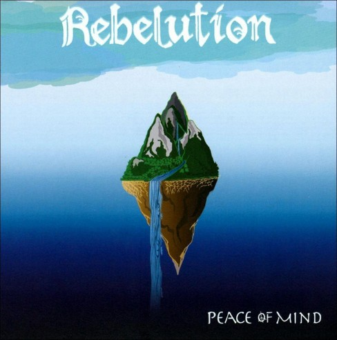 Rebelution - Peace of mind (CD) - image 1 of 1