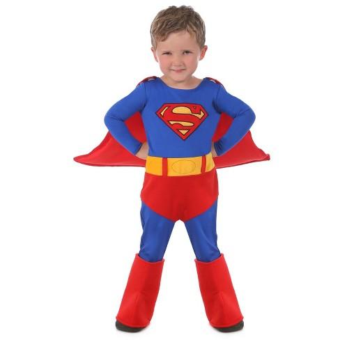 Baby Boys' Superman Cuddly Halloween Costume - Princess Paradise - image 1 of 1