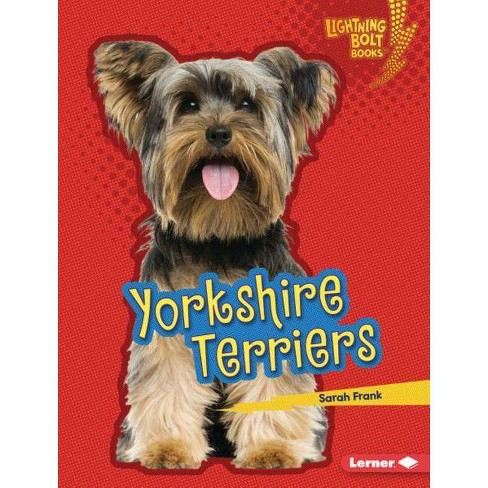 Yorkshire Terriers - (Lightning Bolt Books (R) -- Who's a Good Dog?) by  Sarah Frank (Hardcover) - image 1 of 1