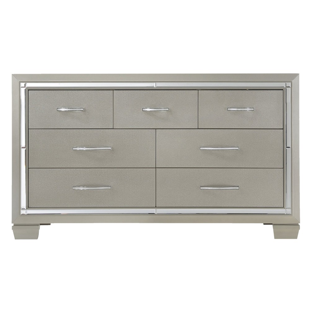 Glamour Dresser Champagne - Picket House Furnishings