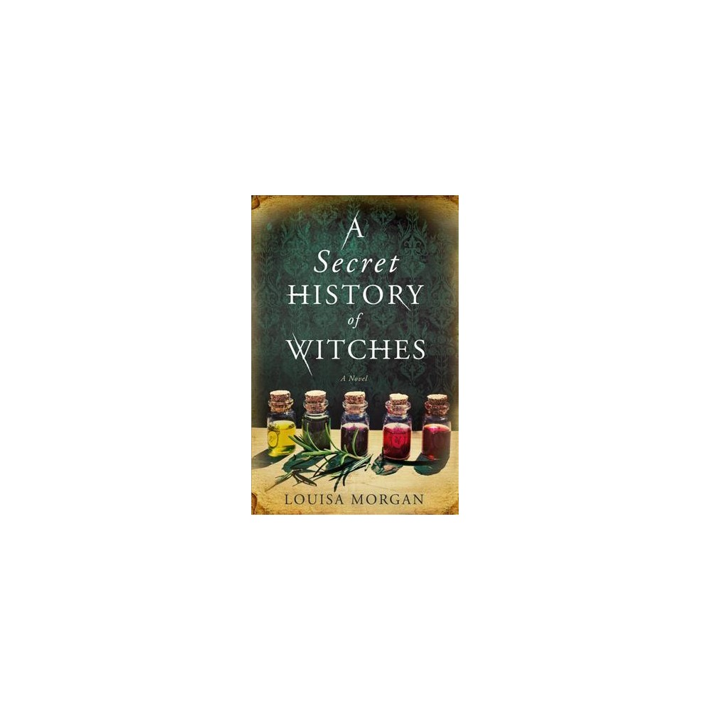 Secret History of Witches - by Louisa Morgan (Hardcover)