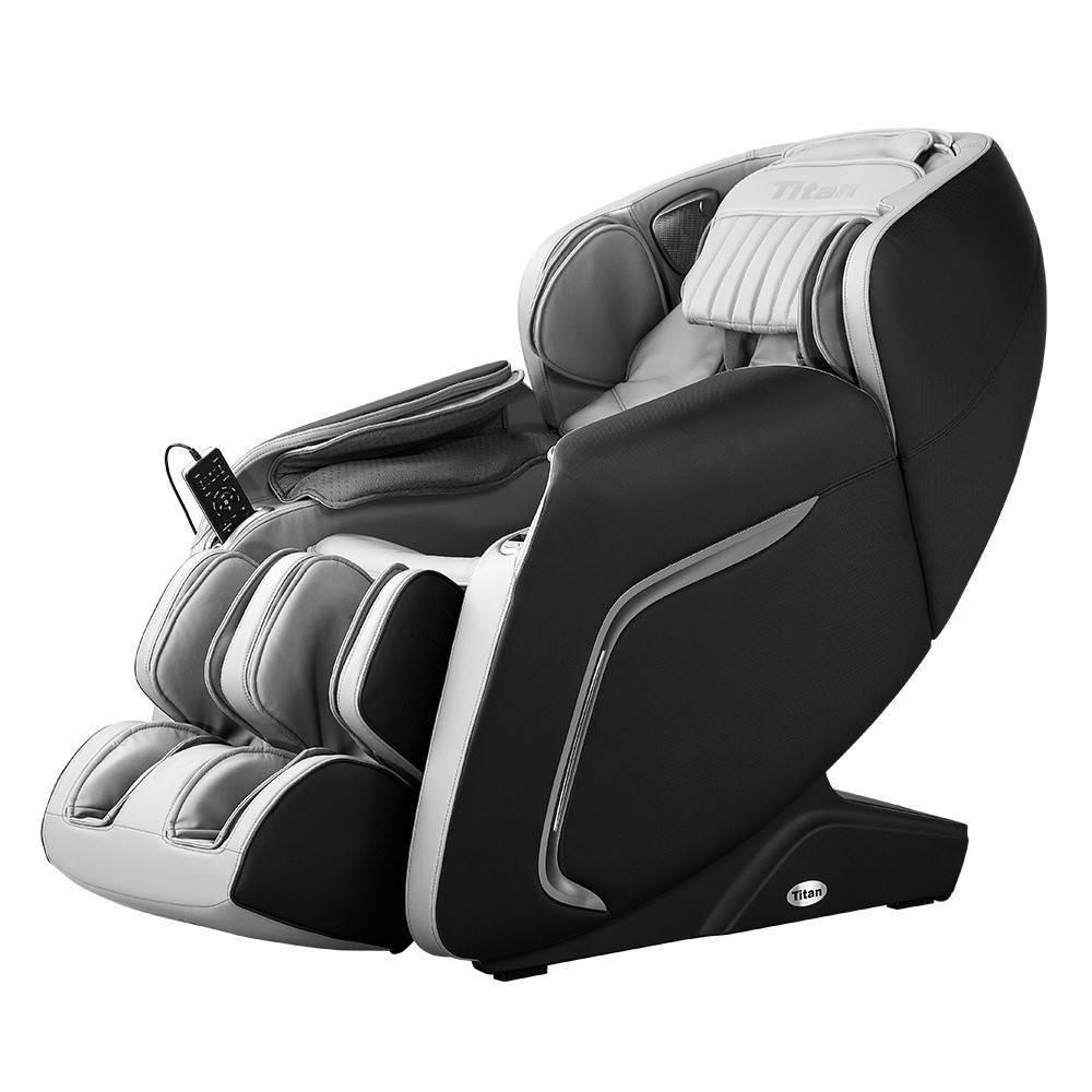 Cosmo Massage Chair Black Titan