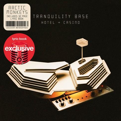 Arctic Monkeys - Tranquility Base Hotel + Casino (CD) - image 1 of 1
