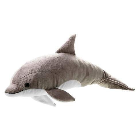 Lelly National Geographic Ocean Dolphin Plush Toy - image 1 of 1