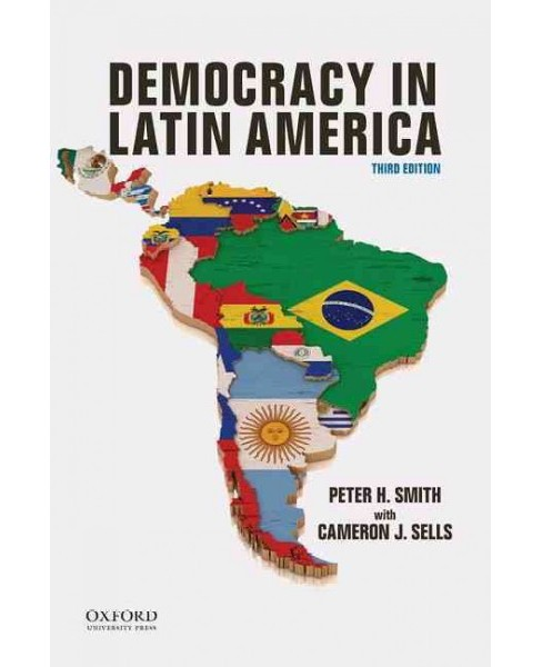 Democracy in Latin America : Political Change in Comparative Perspective (Paperback) (Peter H. Smith) - image 1 of 1