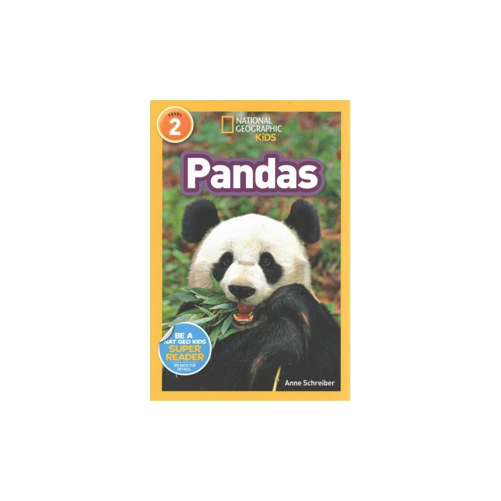 Pandas (Paperback) (Anne Schreiber)