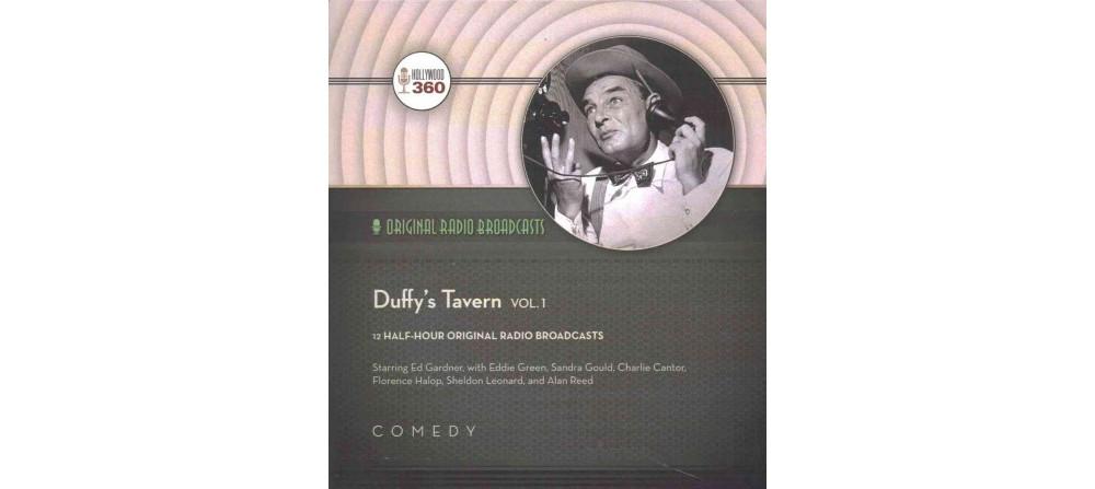 Duffy's Tavern : Original Radio Broadcasts (CD/Spoken Word)