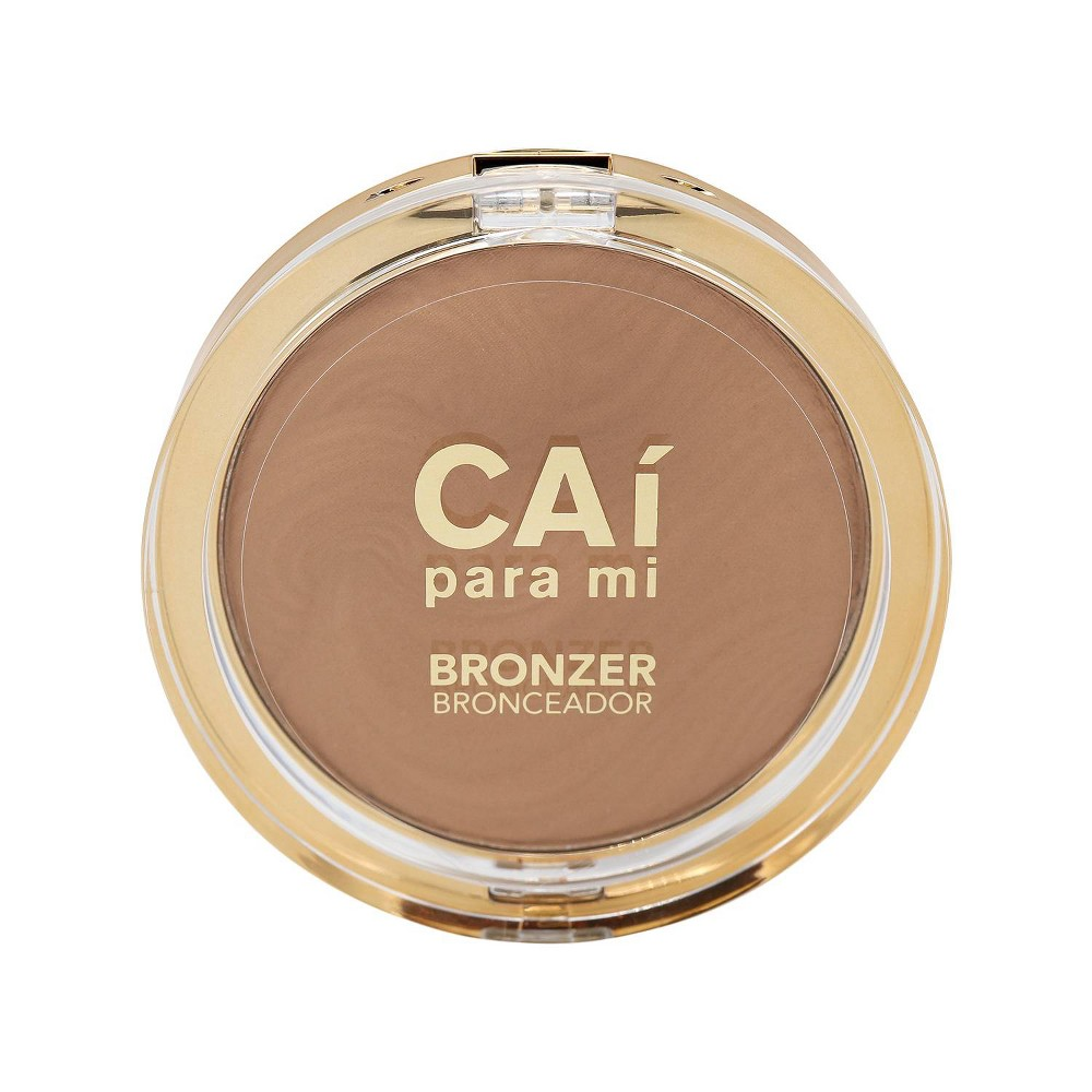 Image of Cai Para Mi Bronzer Light Tan - 0.35oz
