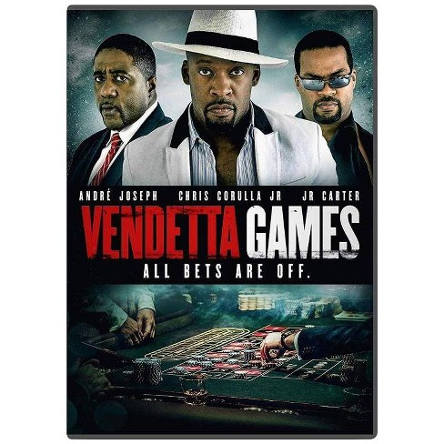 Vendetta Games (DVD) - image 1 of 1