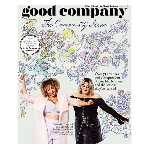 Good Company : The Community Issue -  by Grace Bonney (Paperback) - image 1 of 1