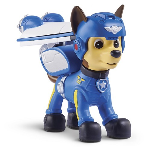 paw patrol air rescue chase pup pack and badge target