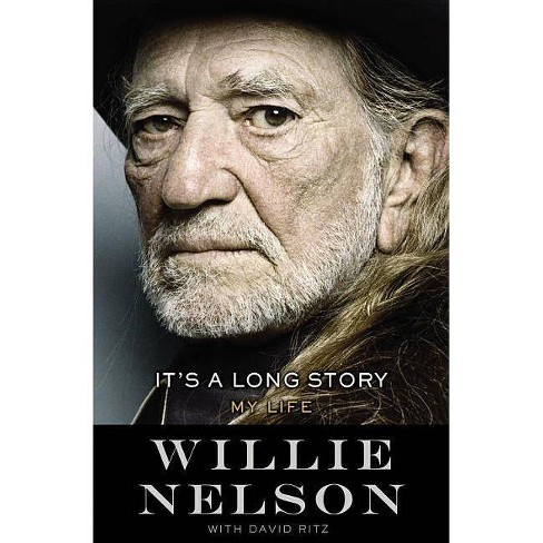 It's a Long Story (Hardcover) by Willie Nelson - image 1 of 1