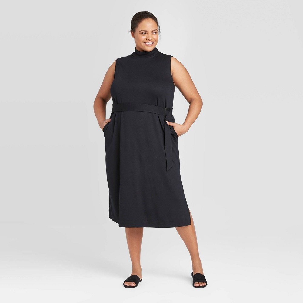 Women's Plus Size Sleeveless Dress - Prologue Black 4X was $29.99 now $16.49 (45.0% off)