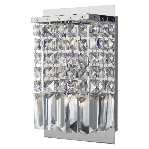 Lite Source Helanie Wall Light - Silver - image 1 of 1