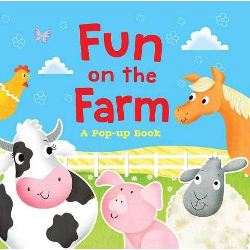 Fun on the Farm - (Board_book) - image 1 of 1
