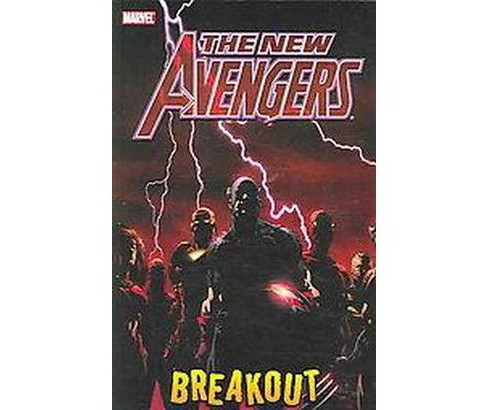 New Avengers 1 (Paperback) by Brian Michael Bendis - image 1 of 1
