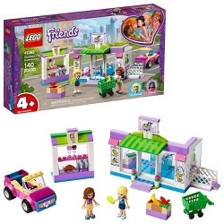 LEGO Friends Heartlake City Supermarket 41362 Building Set, Mini Dolls, Supermarket Playset 140pc