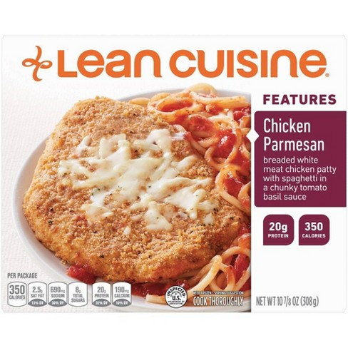 Lean Cuisine Culinary Collection Frozen Chicken Parmesan Meal - 10.875oz - image 1 of 4