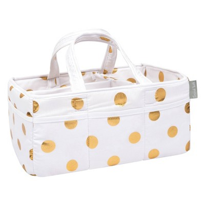 Trend Lab Storage Caddy - Polka Dot